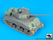 Black Dog 1/72 M4A1 Sherman Tank Stowage & Accessories Set WWII (Dragon) T72085