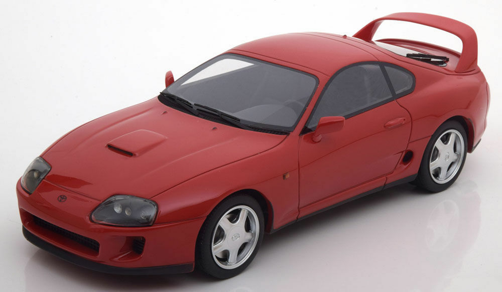 LS Collectibles 1994  Toyota Supra rouge LE 1000pcs LS015A 1 18 Rare Find Nice  remise