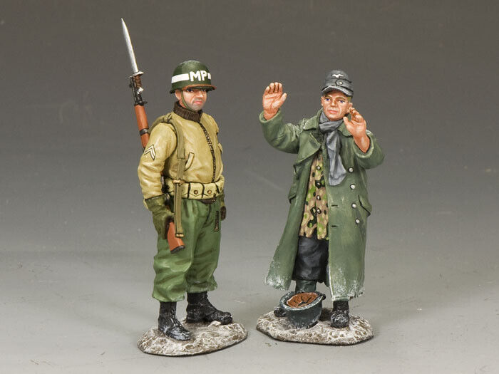 KING AND AND COUNTRY BBA043 BBA43 TEENAGE PRISONER - BATTLE OF THE BULGE 1 30