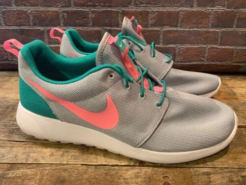 Nuevo One Run Beach Nike Verde Gris Roshe 511881 Rosa Talla South 13 Hombre 036 5Fa8f1f