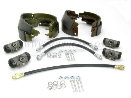 PV544 P210 Volvo REMSET-PV Brake set 544 and 210 Duett