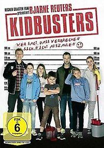Kidbusters-von-Frederik-Meldal-N-rgaard-DVD-Zustand-gut