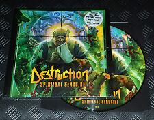 Spiritual Genocide von Destruction (2012) for sale online | eBay