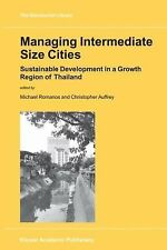 GeoJournal Library: Managing Intermediate Size Cities : Sustainable...