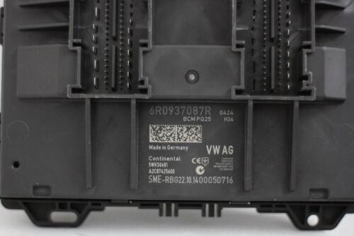 6R0937087R Comfort Body Control Module Unit BCM Skoda Rapid