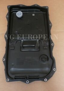 Details about BMW Genuine F30 F32 F33 3 4-Series Transmission Oil Pan and  Filter Kit W/ Gasket