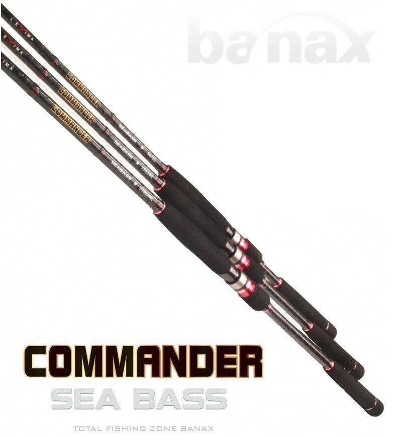 BANAX) seabass Commander seabass BANAX) rod for spining reel fce5fd