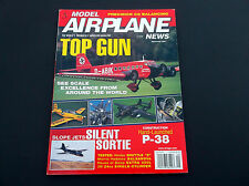 VINTAGE MODEL AIRPLANE NEWS MAGAZINE SEPTEMBER 1997  R/C PLANES  *VG-COND*