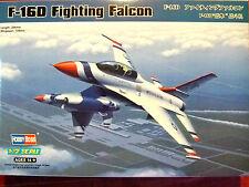 Hobbyboss 1:72 F-16D Fighting Falcon kit modelo de los aviones