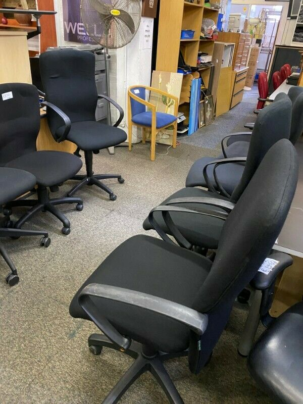 AFFORDABLE OFFICE HAS A MASSIVE 30% SALE! USED REFURBISHED CHAIRS.DESKS,TABLES, FILING  and MUCH MOR