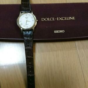 Seiko-Dolce-4M21AGS-Box-Automatic-Mens-Watch-Authentic-Working