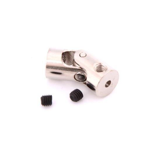 4mm Boot Wellenkupplung Motor stecker KreuzgelenkkupplungUW 2 2.3 3 3.17