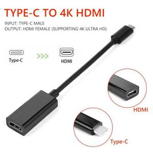 Practical-Classic-Delicate-Converter-Texture-Durable-Type-C-to-HDMI-Adapter-USB3