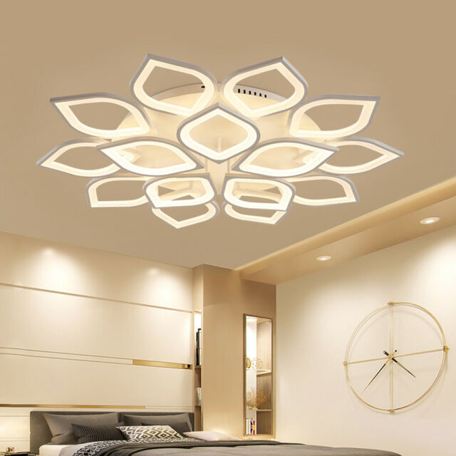 Led 5 Circles Crystal Chandelier For Staircase Dimmable Lamp Living Room Lights For Sale Online Ebay,Blue Wall Living Room Ideas