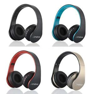 838d763411c Image is loading Andoer-LH-811-Wireless-Bluetooth-Stereo-Headsets-Headphones -