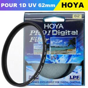 NEW-Hoya-62mm-Pro1-UV-DMC-LP-Digital-Filter-Multicoated-Pro-1D
