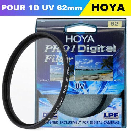 NEW Hoya 62mm Pro1 UV DMC LP Digital Filter Multicoated Pro 1D