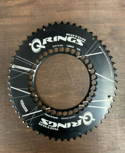 Rotor Q Rings 56T 130 BCD Chainring New
