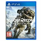 Tom Clancy's Ghost Recon Breakpoint (Sony PlayStation 4, 2019)