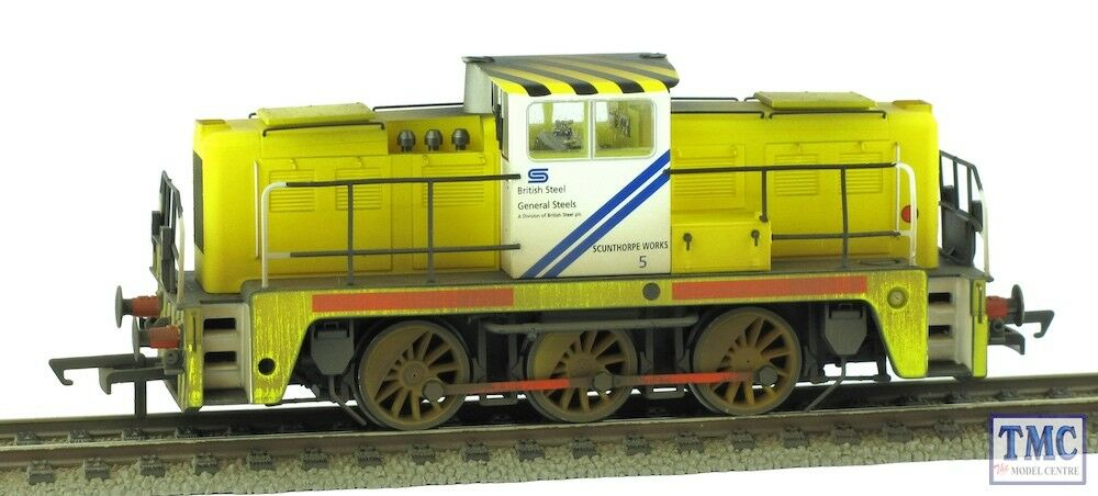 GV2013 oroen Valley Hobbies OO BSC Janus 0-6-0 Diesel no.5 Weatherosso