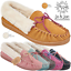 Ladies-Moccasin-Slippers-Ladies-Moccasins-Ladies-Leather-Moccasin-Slippers thumbnail 1