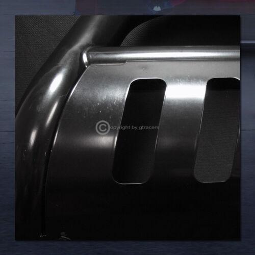 For 2008-2012 Ford Escape//Tribute Black Bull Bar Brush Bumper Grill Grille Guard