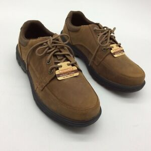 Relaxed Fit Segment Wolden Oxford Shoes