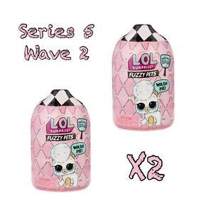 Aimable 2 Lol Surprise Relooking Série Wave 2 Fuzzy Animaux De Compagnie Poupée Boule 6