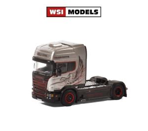 punto de venta de la marca WSI 04-1178 Scania R R R Topline Plata Griffin 1 50 escala optimizar  comprar mejor