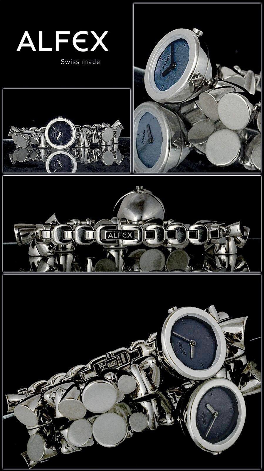 64acaca3e06 Extravagant Alfex Designer Women s Watch Swiss Made Complete ...