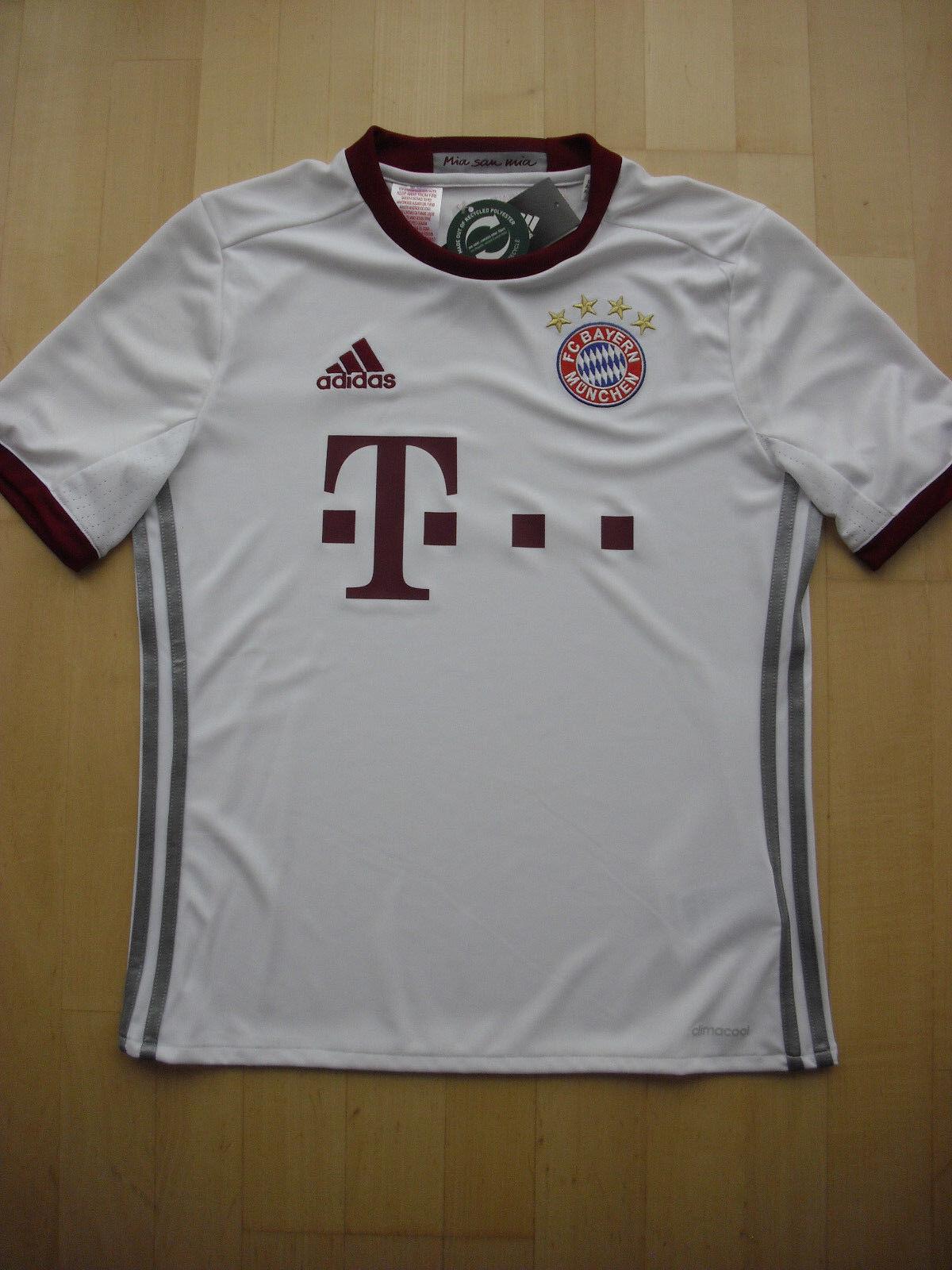 Trikot Champions League FC Bayern München adidas 2016 2017 Größe M - XXXL SALE