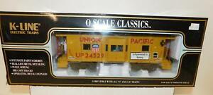 K-LINE 612-2112 UP BAY WINDOW CAB W/SMOKE