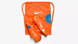 Nike Mercurial Vapor 12 Elite Fg Botines de Color blancoo 8 AO1256 810 360 cr7