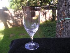 Da Vinci Umbro Bello Platinum Rings Rim Full Iced Tea Beverage Glass