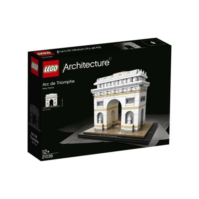 LEGO Architecture Arc de Triomphe (retired) 21036