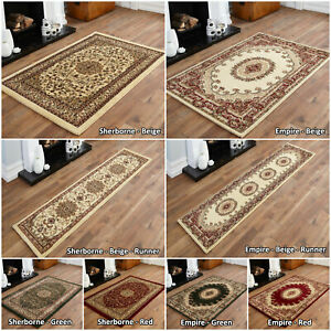 CLEARANCE-LOW-COST-SALE-SMALL-LARGE-SOFT-QUALITY-CLASSIC-TRADITIONAL-RUG-RUNNER