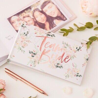 Équipe Mariée Photo Booth Props Hen Do Party jeux mariage Selfie Accessoires
