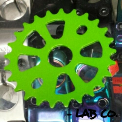 NEW 25T 28T SPROCKET BLACK BLUE GREEN ORANGE WHITE PURPLE RED BMX BIKE SPROCKETS