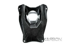 2010 - 2011 Ducati Streetfighter / 848 Carbon Fiber Key Cover - 1x1 plain