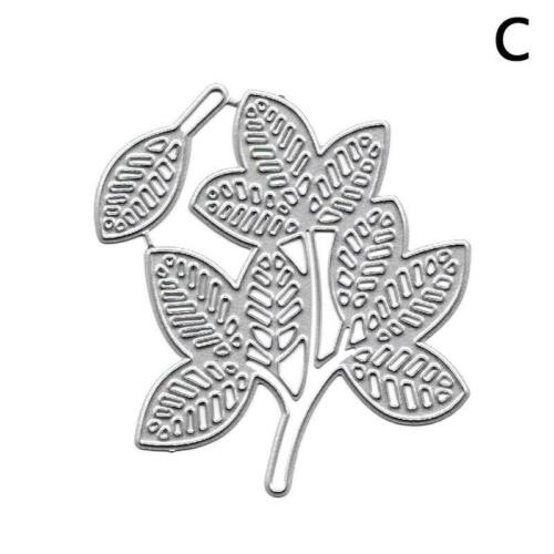 Metal Flower Cutting Die Stencils Scrapbooking Steel Craft Die Cut Embossing