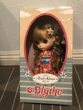 "Used Customized CWC Hasbro 12"" Neo Blythe Doll Slow Nimes"