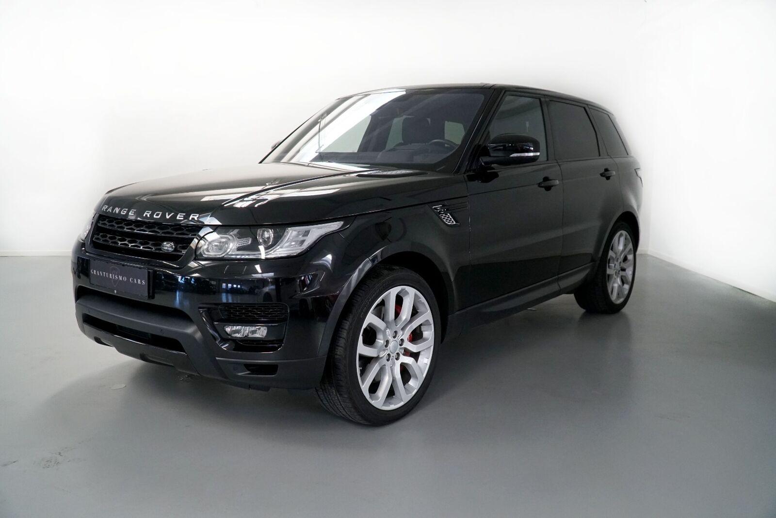 Land Rover Range Rover Sport 5,0 SCV8 HSE Dynamic aut. 5d - 6.574 kr.