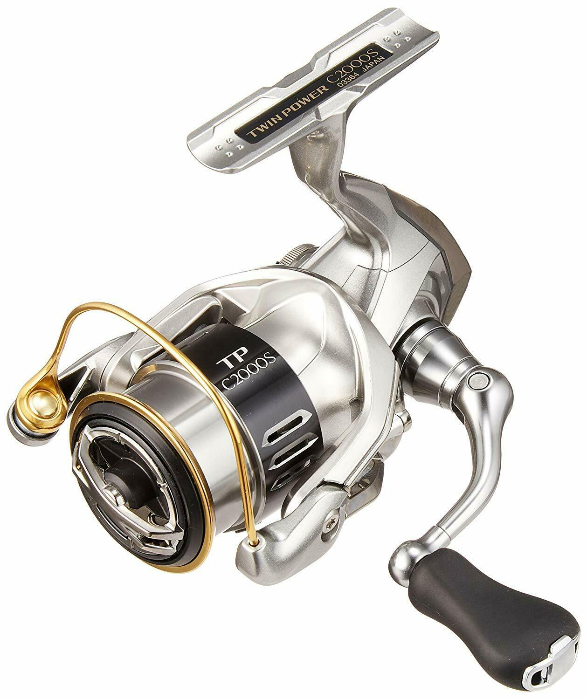 Shimano 15 Twin Power C2000S  Fishing REEL From JAPAN