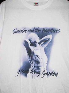Siouxsie and the banshees hong kong garden t shirt punk - Siouxsie and the banshees hong kong garden ...