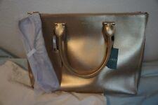 9e609a7bbd item 2 Ralph Lauren Newbury Double Zip Womens Satchel Bag Gold Rush Was   298 -Ralph Lauren Newbury Double Zip Womens Satchel Bag Gold Rush Was  298