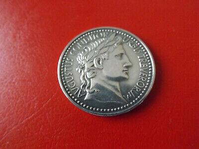 Französische Silbermedaille(1000)augustus Conditor*ca.25,6g.-40mm(schub68)