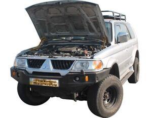Ajuste-Mitsubishi-Pajero-Sport-I-1998-Bonnet-Puntal-Amortiguador-Muelle-De-Gas-Kit-x2-soporta