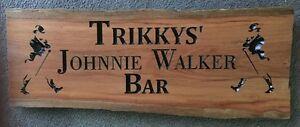 Personalised-Johnnie-Walker-Bar-Ironbark-Slab-Timber-Sign-650mm-Long