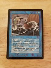 Sea Serpent x4 Beta MTG Magic the Gathering Mtg