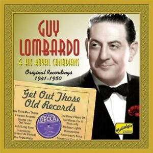 LOMBARDO - LOMBARDO: GET OUT THOSE RECORD [CD]